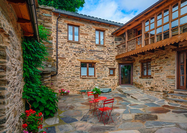 Casa rural Valle del Duerna